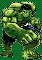 Hulk Prestige Series 3.0 by Thuddleston