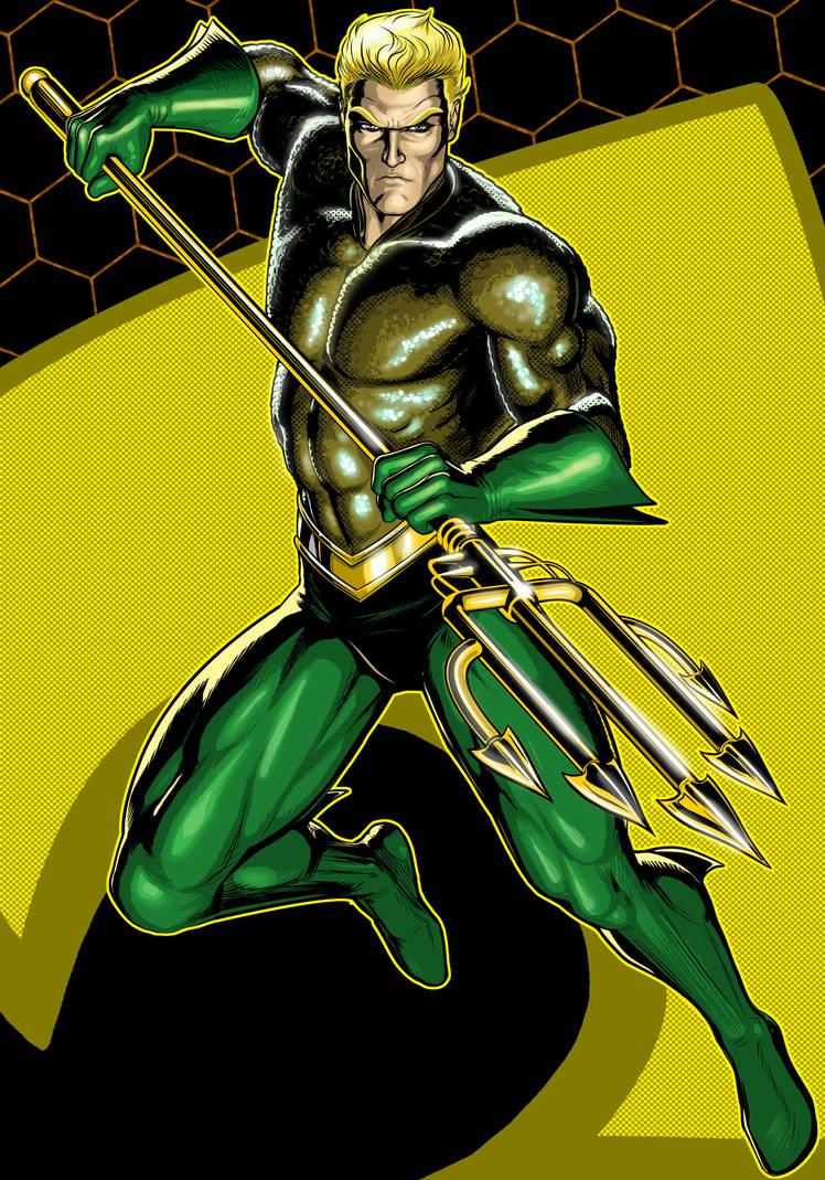 Aquaman Prestige Series 2.0 by Thuddleston