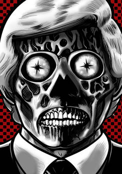THEY LIVE commission