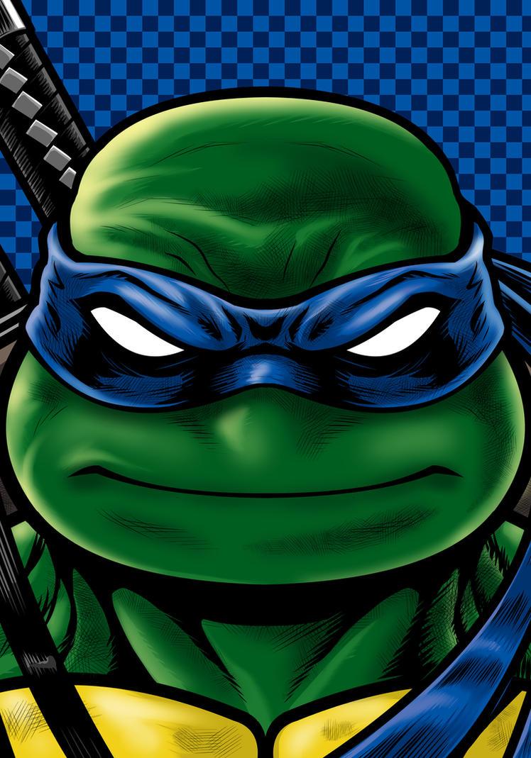 Turtles Leo by Thuddleston