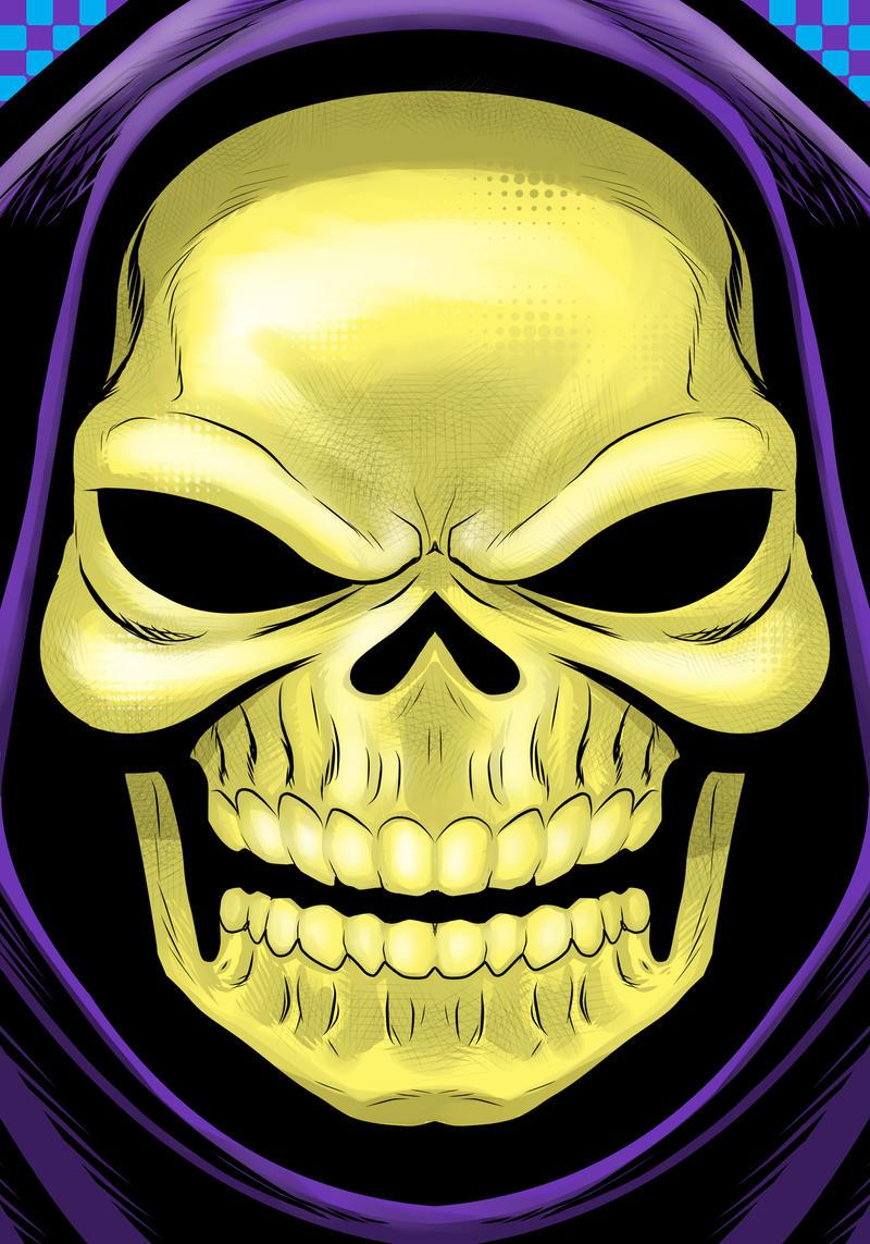 Skeletor by Thuddleston