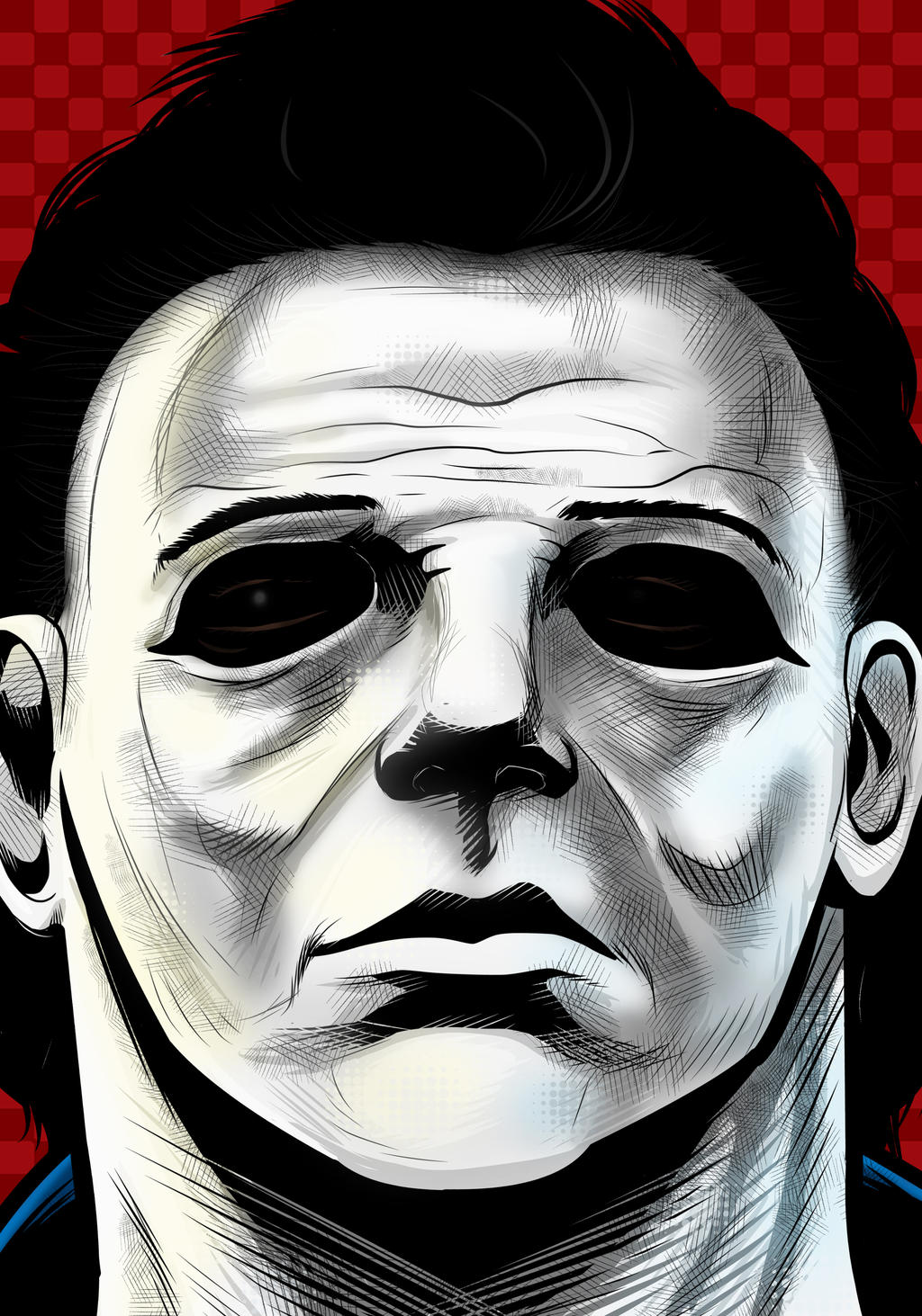 Micheal Meyers by Thuddleston