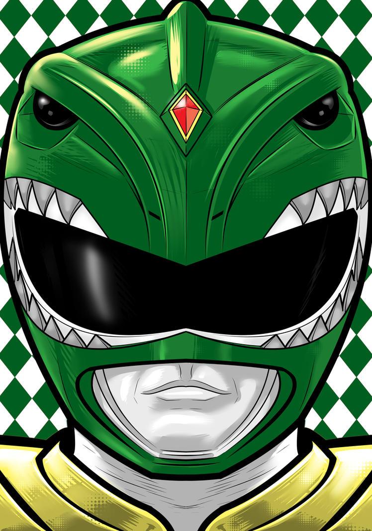 Green Ranger by Thuddleston