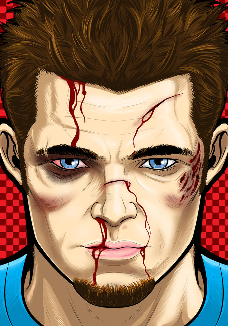 Tyler Durden by Thuddleston