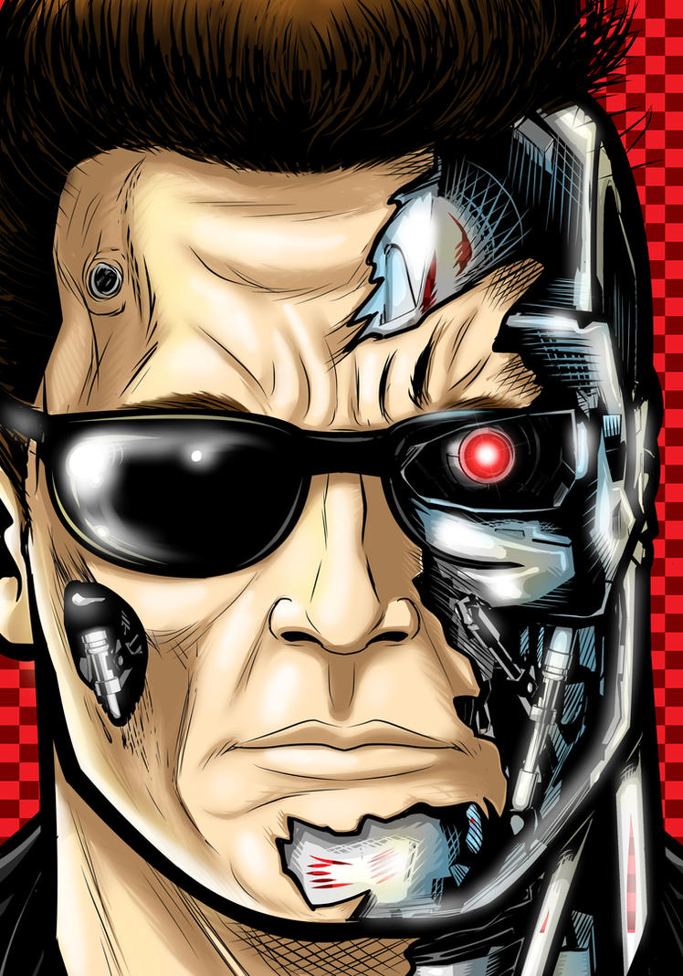 T-800 by Thuddleston