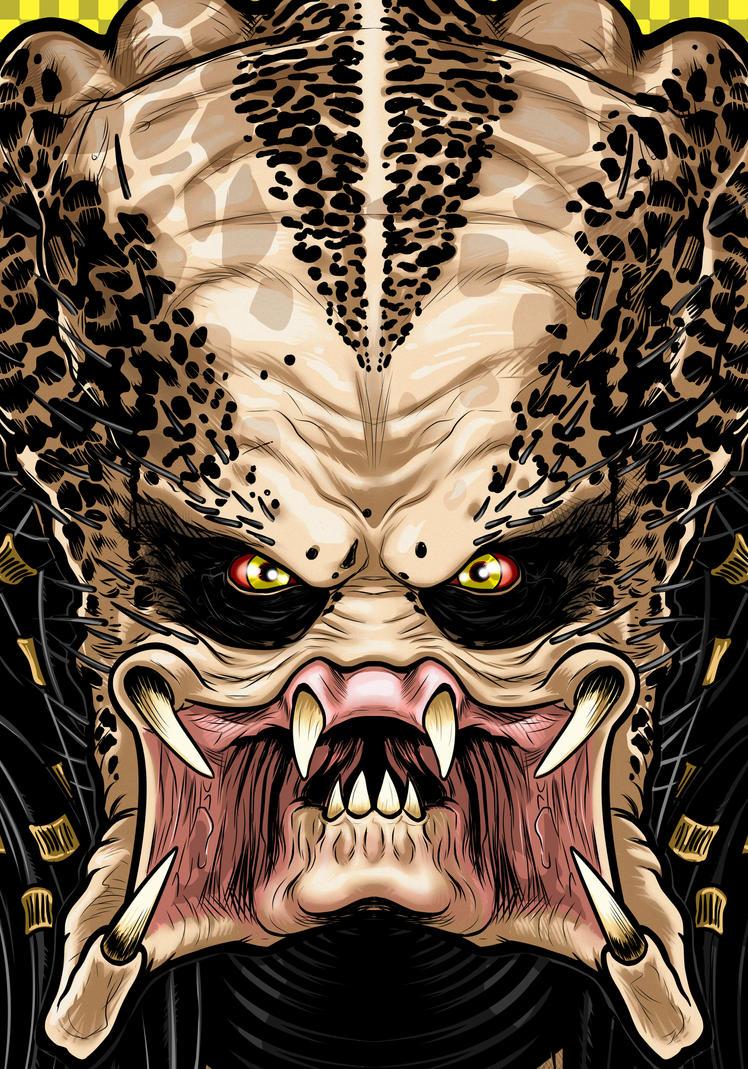 Predator by Thuddleston