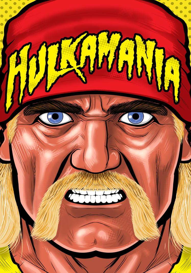 Hulkamania!!!! by Thuddleston
