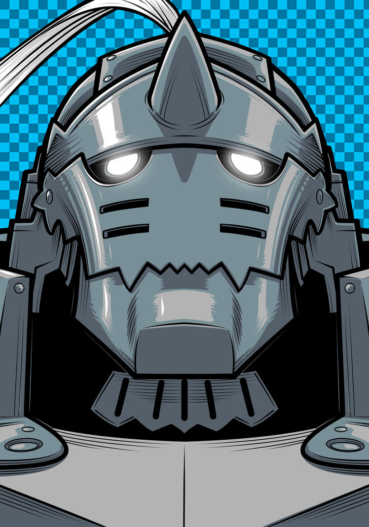 Alphonse Full Metal Alchemist by Thuddleston