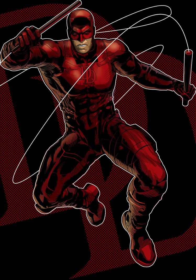 Daredevil 3.0 by Thuddleston