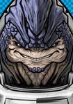 Grunt Mass Effect Commission