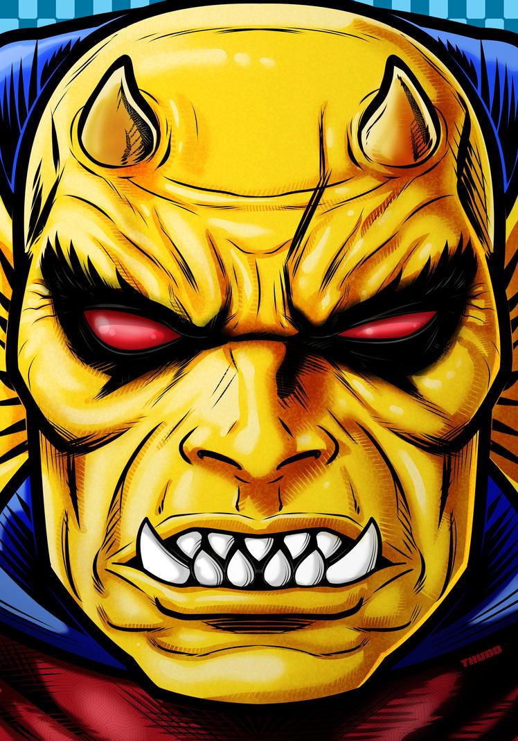 The Demon by Thuddleston