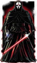 Darth Nihilus by Thuddleston