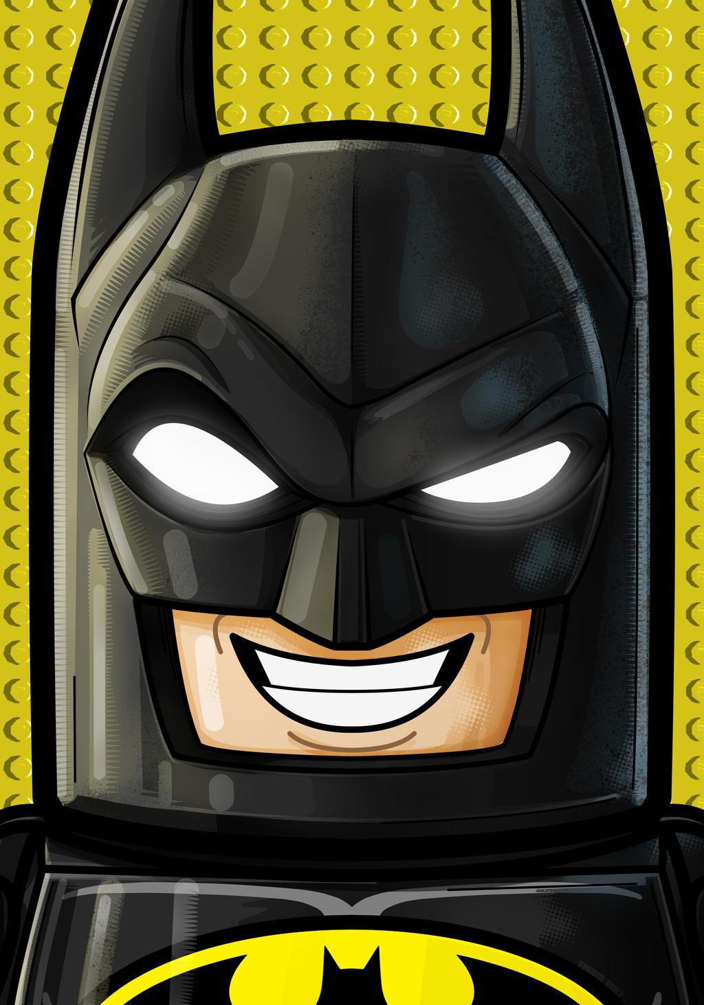 Lego Batman by Thuddleston