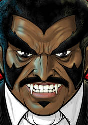 Blacula by Thuddleston