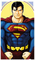 Superman ICON by Thuddleston
