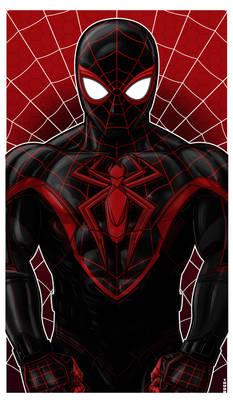 Spiderman Miles ICON