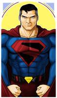 Superman Kingdom come ICON by Thuddleston
