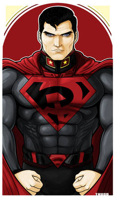 Superman RED SON ICON