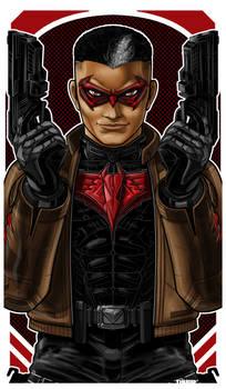 Red Hood Jason Todd Variant