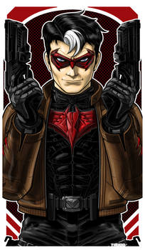 Red Hood Jason Todd