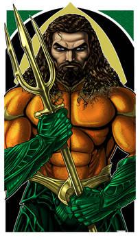 Aquaman Suit ICON