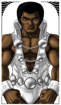 Tyroc Legion of Superheroes Commission