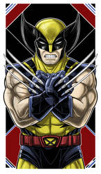 WOLVERINE Classic ICON by Thuddleston