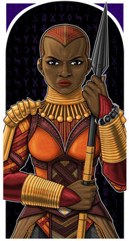 General Okoye Icon