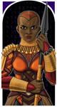 General Okoye Icon by Thuddleston
