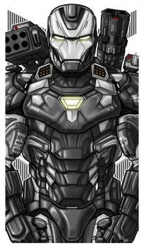 War Machine Icon