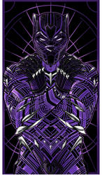 Purple Panther ICON