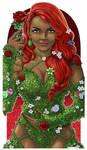 Poison Ivy Ri-ri Icon by Thuddleston
