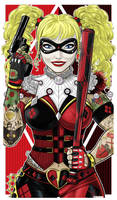 HARLEY QUINN ICON Classic