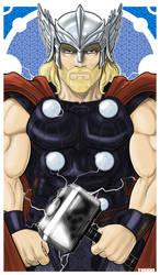 Thor Helmet Icon