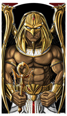Hawkman Pharaoh ICON