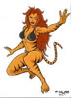 Tigra by Thuddleston