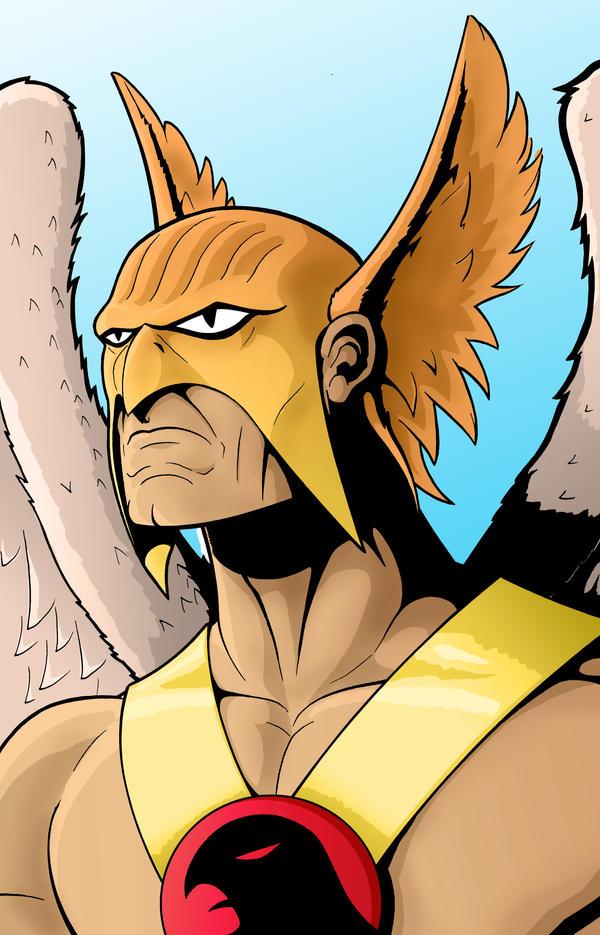 Hawkman by Thuddleston