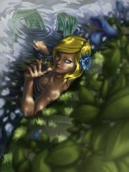 Sneaking up on a Mermaid