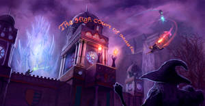 The high court of Magic by guang2222