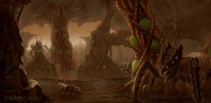 Alien Nest
