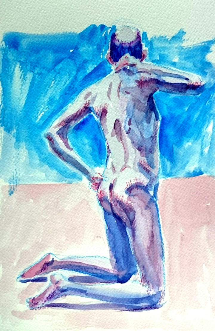 life drawing  by guang2222