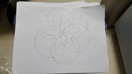 process- flower of life