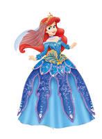 Ariel's full dress