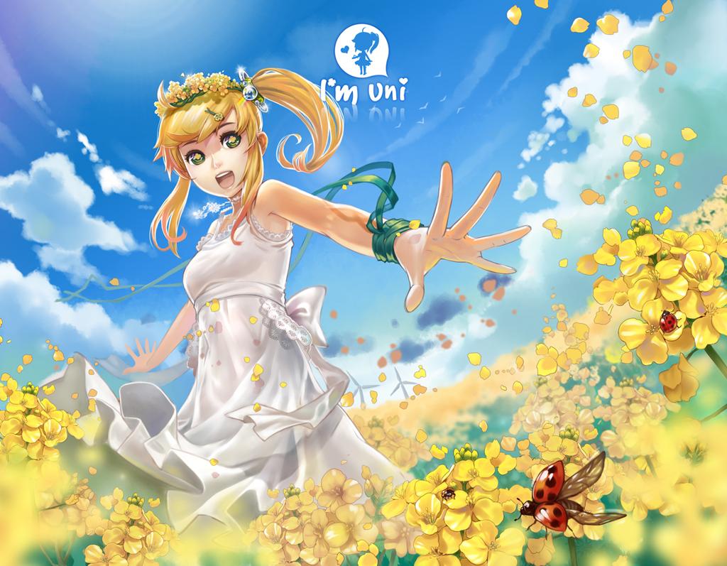 I'm UNI by yukiusagi1983
