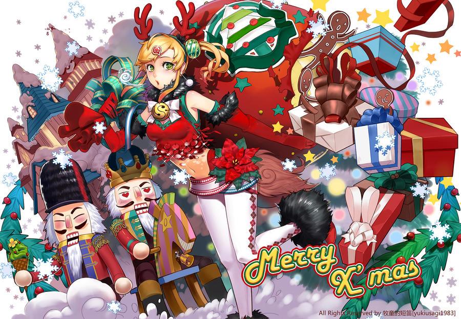 Christmas2012 by yukiusagi1983