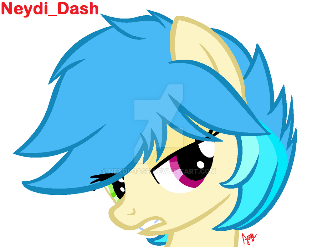 Mi oc: Arley Amane#3 by Neydi-Dash