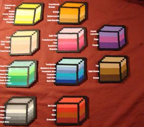 Perler Color Guide