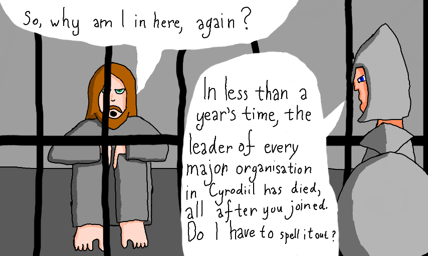 The Companions gave me a guilt complex  | Skyrim Forums