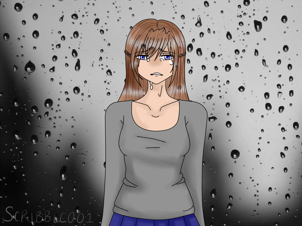 Disturbia - A Real OC..I promise by Scribbles001