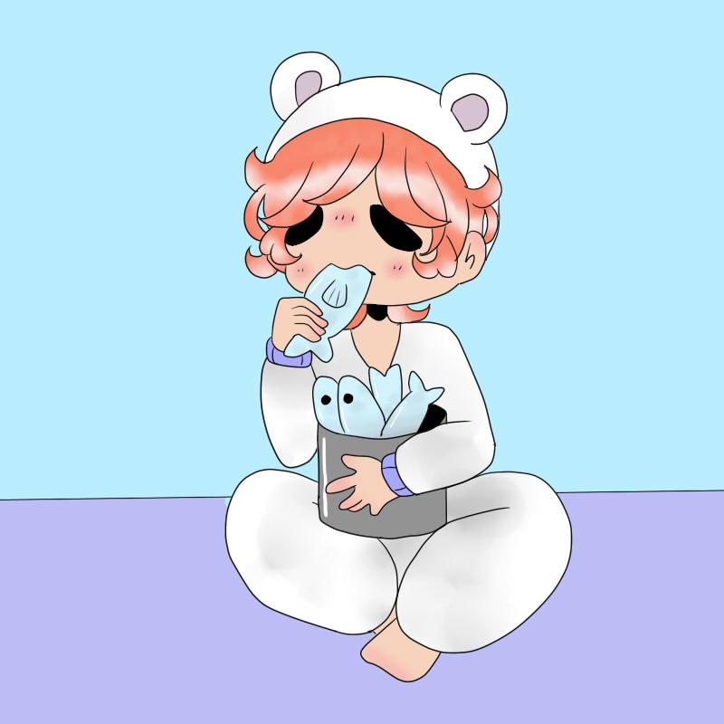 Polar Bear Costume Takeshi by Scribbles001
